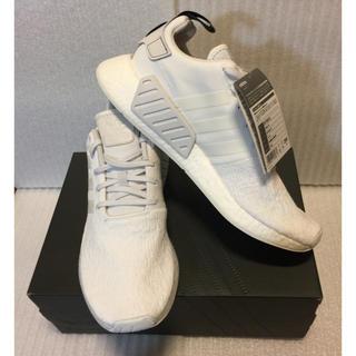 アディダス(adidas)の【新品•箱付き】アディダス ADIDAS NMD_R2 シューズ 29.5cm(スニーカー)
