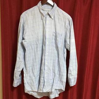 バーバリー(BURBERRY)のバーバリー☆チェックシャツ メンズ41-84(シャツ)