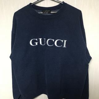 グッチ(Gucci)のGucci スウェット トレーナー(スウェット)