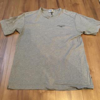 カンサイヤマモト(Kansai Yamamoto)のKANSAI YAMAMOTO グレー Tシャツ (Tシャツ/カットソー(半袖/袖なし))