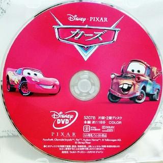 ディズニー(Disney)の新品♡カーズ    DVD   クリアケース   MovieNEX(キッズ/ファミリー)