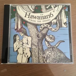 Hawaiian6/ACROSS THE ENDING(ポップス/ロック(邦楽))