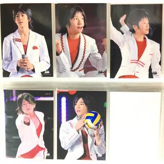 ヘイセイジャンプ(Hey! Say! JUMP)のHey!Say!7(山田涼介・中島裕翔・知念侑李・岡本圭人・森本龍太郎)公式写真(男性タレント)
