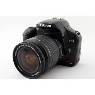 キヤノン(Canon)の❤️Wi-Fiでスマホに送る❤️EOS Kiss X2 レンズキット(デジタル一眼)