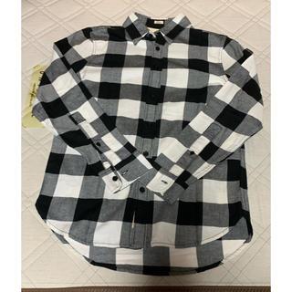 ホリスター(Hollister)の【新品】Hollister 長袖 フランネルシャツ XS(シャツ)