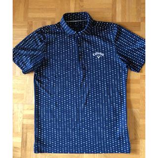 キャロウェイゴルフ(Callaway Golf)のC  メンズ ポロシャツ(ウエア)