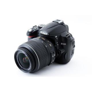 ニコン(Nikon)の★WiFiSDでスマホに写真転送★ニコン D5000 手振れ補正レンズキット(デジタル一眼)