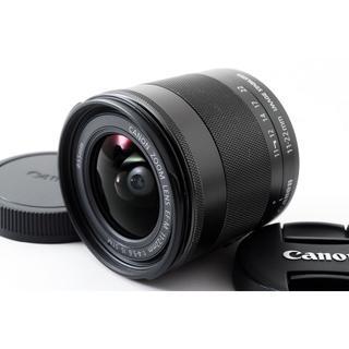 キヤノン(Canon)の★EOS M用 超広角レンズ ★キヤノン EF-M 11-22mm(レンズ(ズーム))