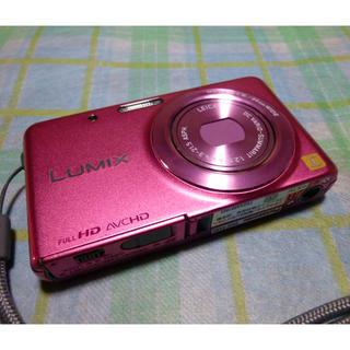 パナソニック(Panasonic)のLUMIX DMC-FX80(コンパクトデジタルカメラ)