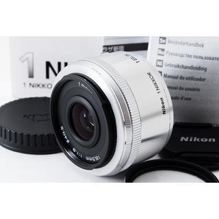 ニコン(Nikon)の★美品★ニコン Nikon 1 NIKKOR 18.5mm★単焦点レンズ(レンズ(単焦点))