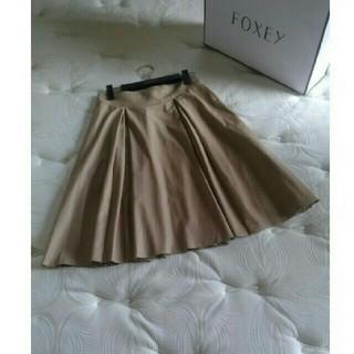 フォクシー(FOXEY)の♡美品2015フォクシースカート♡(ひざ丈スカート)