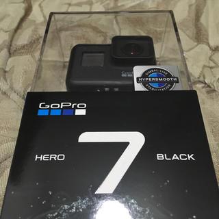 ゴープロ(GoPro)のおまけ付き gopro hero7新品未開封品 ゴープロ(ビデオカメラ)