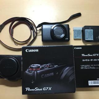 キヤノン(Canon)のれいママ様専用Canon G7x(コンパクトデジタルカメラ)