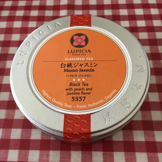 LUPICIA - ルピシア  白桃ジャスミン