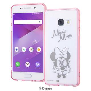 ディズニー(Disney)のスマホハイブリッドケース Galaxy Feel (SC-04J)(Androidケース)