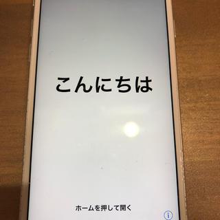 エヌティティドコモ(NTTdocomo)のiPhone 6s Silver 64 GB docomo SIMフリー(スマートフォン本体)