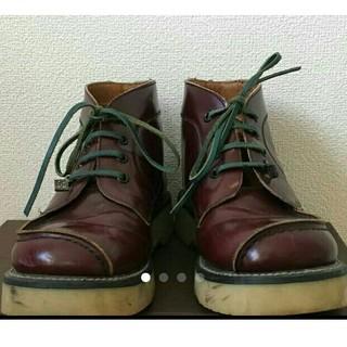 ジョージコックス(GEORGE COX)の希少 ジョージコックス UK8 ブーツ(ブーツ)
