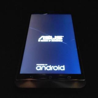 エイスース(ASUS)のZenFone2 4GB ジャンク扱い(スマートフォン本体)