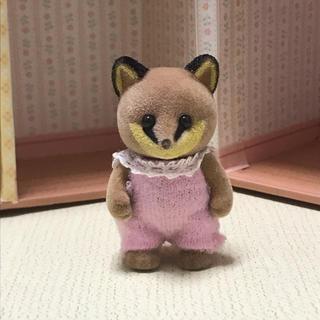 エポック(EPOCH)のキツネの赤ちゃん 海外版 シルバニアファミリー(ぬいぐるみ/人形)