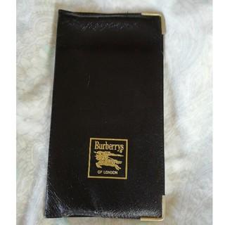 バーバリー(BURBERRY)のイギリス土産☆ Barberry of LONDON ヤギ革ケース(その他)
