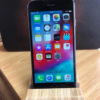 アイフォーン(iPhone)のiPhone6  64gb スペースグレイ   SoftBank(スマートフォン本体)