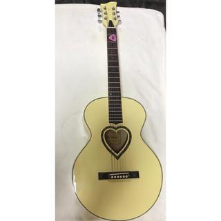 アコースティックギター ハート