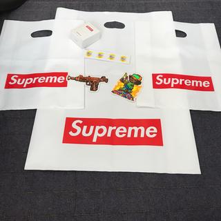 シュプリーム(Supreme)のsupreme ショッパー3枚 その他(ショップ袋)