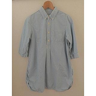 ドミンゴ(D.M.G.)のDMGドミンゴ 5分袖シャツ(シャツ/ブラウス(長袖/七分))