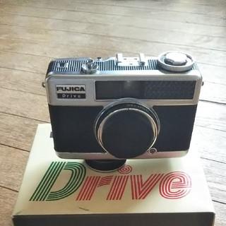 フジフイルム(富士フイルム)の富士フイルムフジカドライブ フイルム式カメラ(フィルムカメラ)