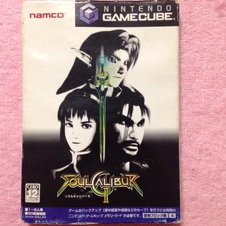 ニンテンドーゲームキューブ(ニンテンドーゲームキューブ)のGC ソウルキャリバー2(家庭用ゲームソフト)