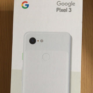 ANDROID - PIXEL3 SIMロック解除済み