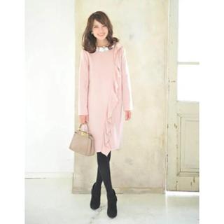 Chesty - ♡chesty♡ビジューフリルワンピース  ピンク