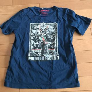 ジーユー(GU)のgu キッズ 仮面ライダーコラボTシャツ(150cm)(Tシャツ/カットソー)