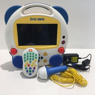 ツインバード(TWINBIRD)のディズニー英語システム DVDメイト(知育玩具)
