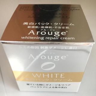 アルージェ(Arouge)のArouge 美白フェイスクリーム(フェイスクリーム)