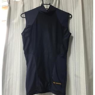 ゼット(ZETT)のZETT ノースリーブピチアンダーシャツ(カットソー(半袖/袖なし))
