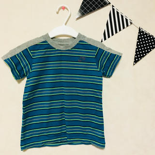 NIKE - 【90】美品 NIKE ボーダーTシャツ