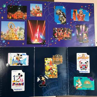 ディズニー(Disney)の未使用☆テレカ 9枚 ディズニー 台紙付き テレホンカード (その他)