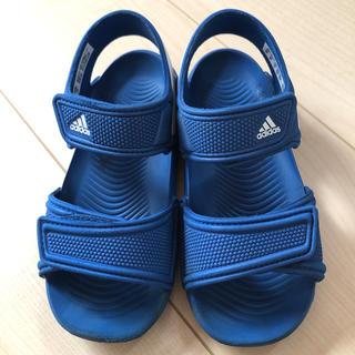 アディダス(adidas)のアディダス サンダル 16.5センチ(サンダル)