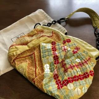 ジャマンピュエッシュ(JAMIN PUECH)のJAMIN PUNCH スパンコール飾り バック(ハンドバッグ)