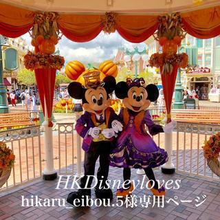 ディズニー(Disney)のhikaru_eibou.5様専用ページ(キャラクターグッズ)