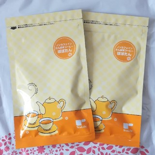 Tea Life - たんぽぽコーヒー ぽぽたん ノンカフェイン  3g×6個×2袋