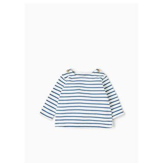 ZARA - 美品 ZARAbaby ストライプ柄Tシャツ 68㎝