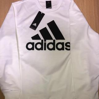 アディダス(adidas)のadidasトレーナーメンズ(Tシャツ/カットソー(七分/長袖))