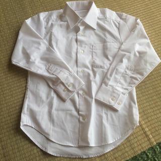 シマムラ(しまむら)の130 Yシャツ美品(ドレス/フォーマル)