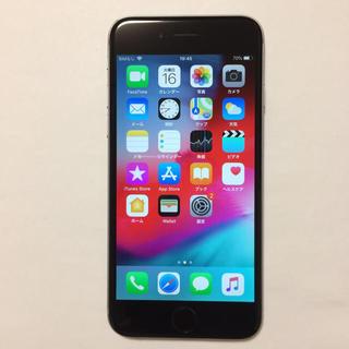 アップル(Apple)の②中古  docomo iPhone6 16gb (スマートフォン本体)