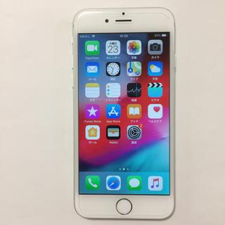 アイフォーン(iPhone)の③中古  docomo iPhone6 16gb バッテリー90%(スマートフォン本体)