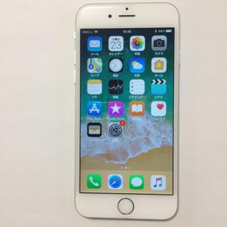 アイフォーン(iPhone)の④中古美品  docomo iPhone6 16gb バッテリー99%(スマートフォン本体)