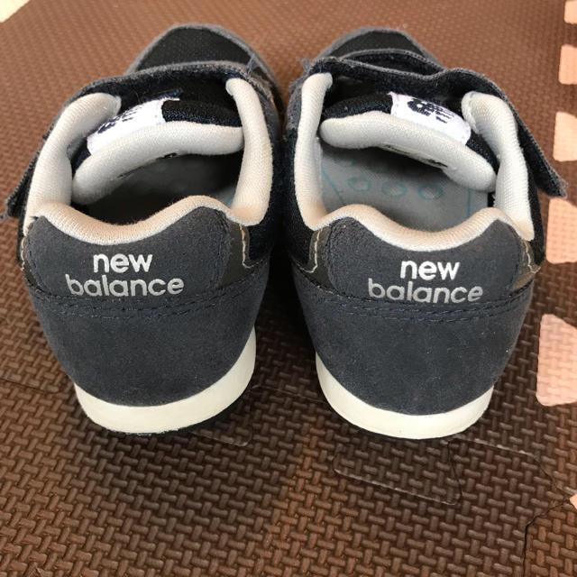 New Balance(ニューバランス)のニューバランス 996✩︎キッズベビー15センチ✩︎美品! キッズ/ベビー/マタニティのキッズ靴/シューズ (15cm~)(スニーカー)の商品写真