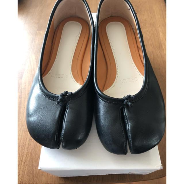 Plage(プラージュ)のゆき様専用足袋シューズ DONOBAN レディースの靴/シューズ(バレエシューズ)の商品写真